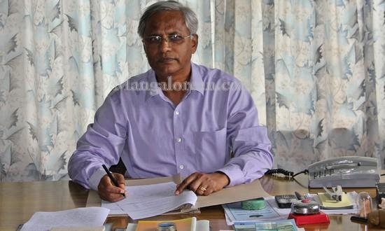 Mangalore J R Lobo-a Man of Vision, Concern and Dedication