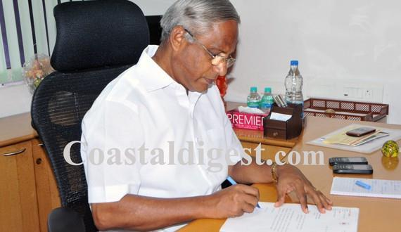 J R Lobo on quest to restore brand 'Mangalore'-interview