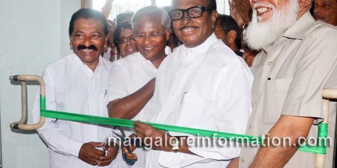 Mangalore MLA J R Lobo's Office at Kadri inaugurated