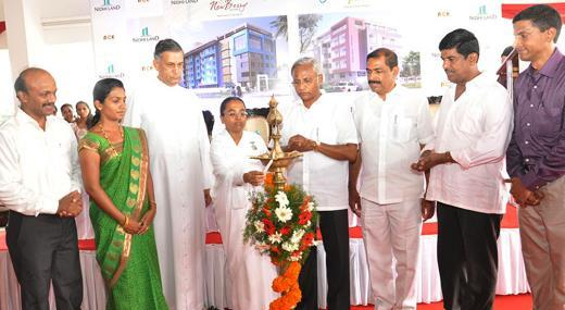 'New Berry Enclave,' 'Green Fortune' by Nidhi Ace inaugurated