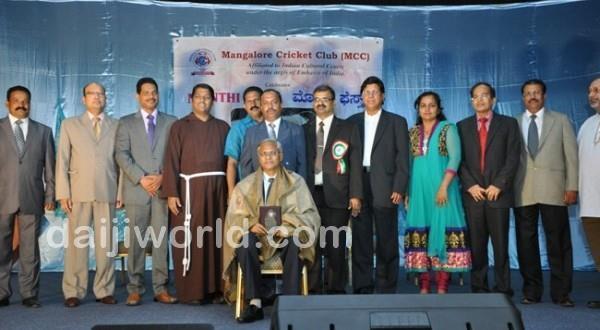 Doha J R Lobo graces MCC Monthi Fest celebrations