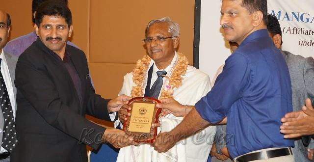 Mangalore South MLA J R Lobo interacts with Mangalorean community in Qatar