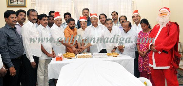 Festivals unite people from different religion MLA J R Lobo