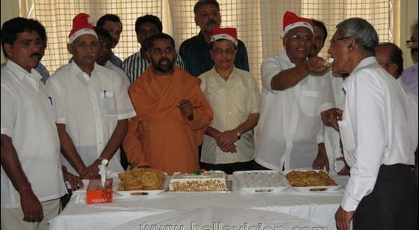 Mangalore Christmas Friendly Meets Held in City