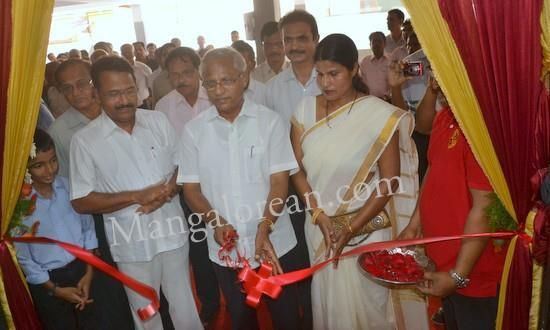 Mangalore MLA J R Lobo Inaugurates Land Trades Completed Project 'Hillside Ferns'