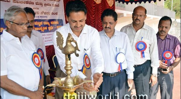 Mangalore Sports meet for govt employees kicks off