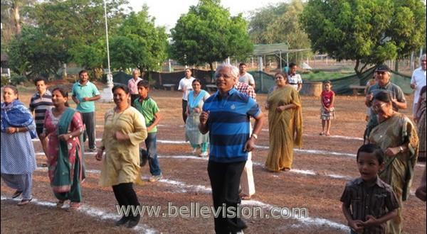 Mlore MLA J R Lobo inaugurates Bondel-Kadri Laughter Club