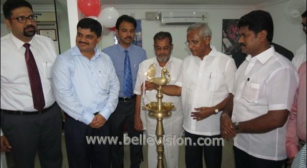Mlore MLA J R Lobo inaugurates Re-located office of Al-Hind Tours & Travels