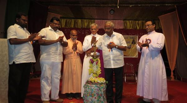 Puttur Christmas Celebrations held at Kadaba Parish among all Brethrens of Society