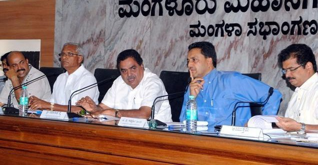 Mangalore Corporation review meet skirts key issues