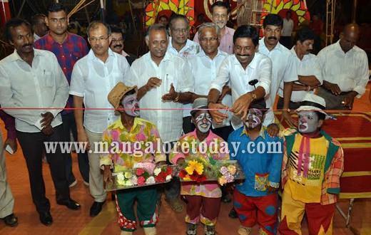 Gemini Circus comes to Mangalore