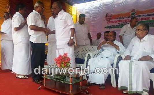 Kasargod No Modi wave in nation, UPA-3 will come to power-A K Antony
