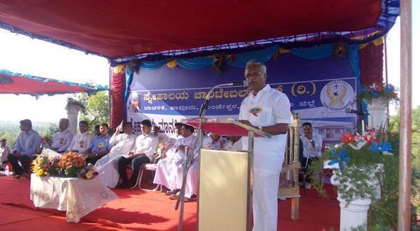 Kasargod Snehalaya rehabilation centre inaugurated at Pavoor