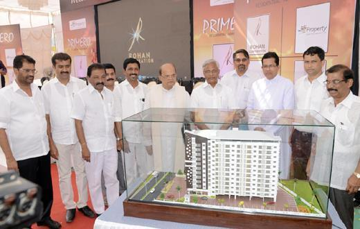 Mangalore Rohan Corporation launches Primero at Padil