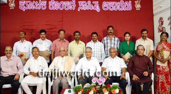Mangalore Roy Castelino takes charge as president of Konkani Sahitya Academy