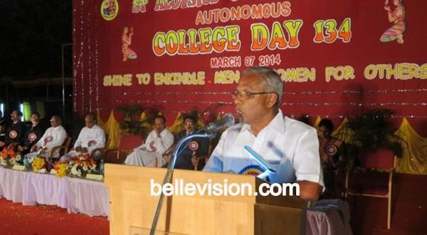Mangalore St Aloysius College celebrates 134th College Day
