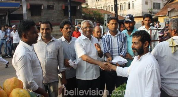Mangalore Congress intensifies LS Poll campaign in City