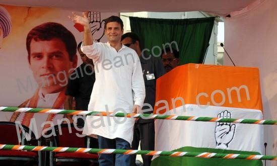 Mangalore Should be Popular in the Entire World-Rahul Gandhi