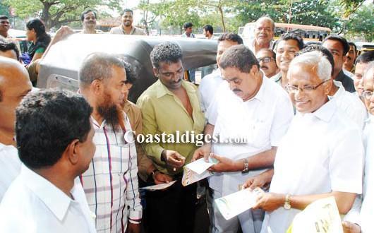 Rai, Lobo woo autorickshaw drivers in Mangalore