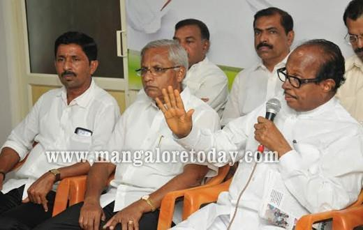 Will not stop fighting for the poor come what may,declares Poojary