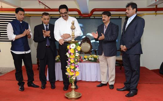Daijiworld Corporate Office inaugurated at Bondel