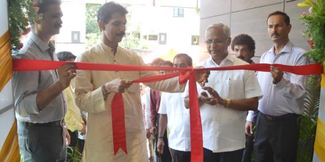 Land Trades 'Adonia' inaugurated in Kadri Alvares Road