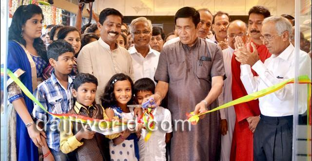 Mangalore Harsha opens second showroom in city, 11th in state