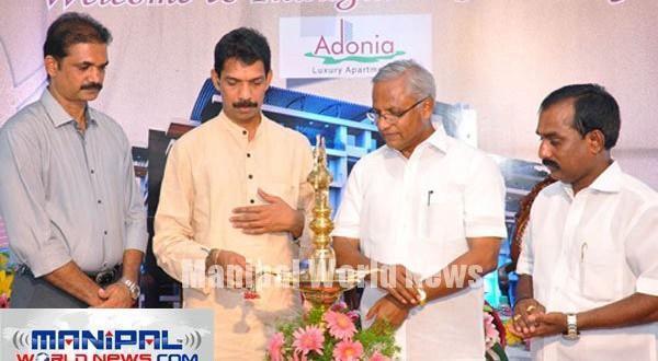 Mangalore Land Trades Adonia inaugurated in Kadri