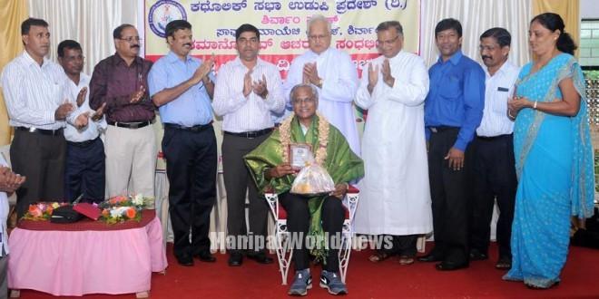 Shirva Catholic Sabha Organised Men's Day