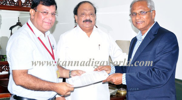 JR Lobo, minister Baig meet Air India MD and Civil minister; urge to restart Kuwait-Mangalore direct flight