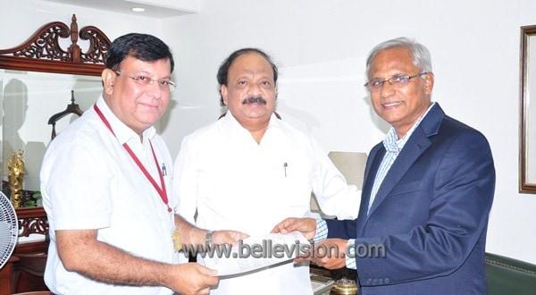 MLA J R Lobo, minister Baig meet AI MD & Civil Aviation minister; to restart Kuwait-M'lore fli