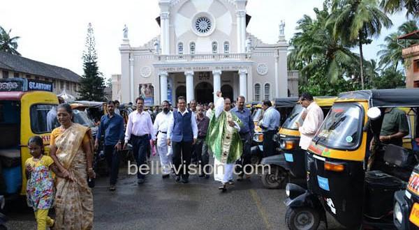 Mangalore: St Christopher Association celebrate Patron Saint's Feast