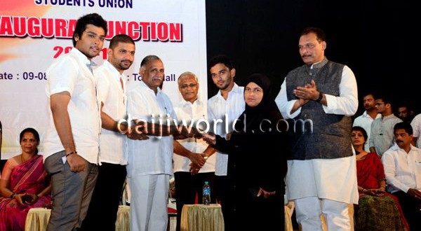 Mangalore: Vishal Shetty elected president of All College Students' Union
