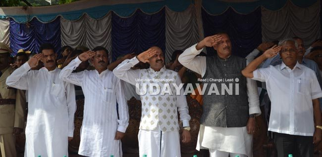 Mangalore celebrates 68th Independence Day with Pride and Patriotism