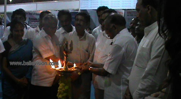 Mangalore: Minister Rai inaugurates National Consumer Fair at Karavali Utsav grounds