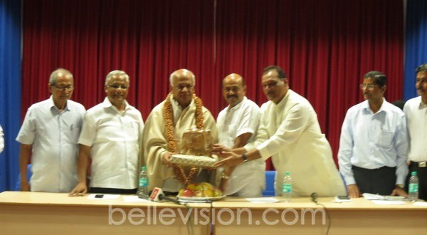 Mangalore: Minister S R Patil asserts grassroots-level strengthening Cong party essential