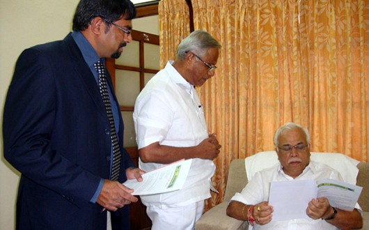Saudi based Karnataka NRI Forum seeks CET quota for NRIs from state