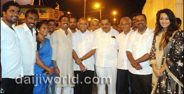 Mangalore: Rai inaugurates national consumer fair at Karavali Uthsav grounds