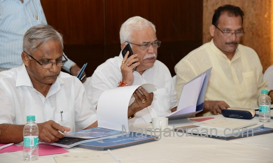 Mangalore:Private Participation is Must for Development of Beach Tourism - Minister Deshpande