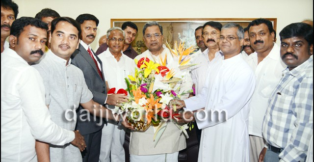 Church attack report : Christian leaders convey gratitude to CM