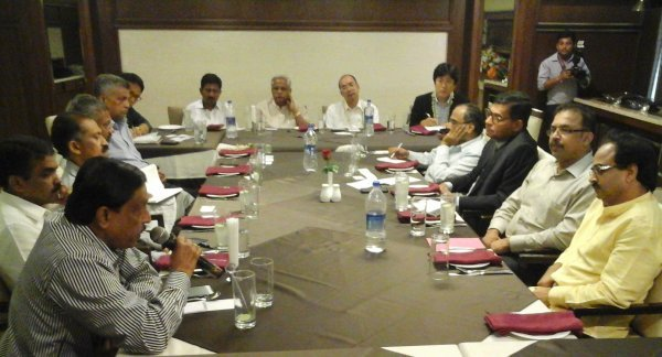 Mangalore: Discussions held with Japanese team regarding Shiradi Ghat`