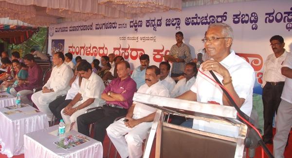Mangalore: First Dasara Kabbadi tournament commences in city