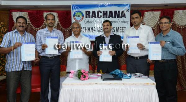 Mangalore: Rachana Annual General Meeting at Maya International
