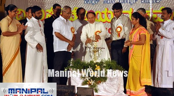 DYC- 2014 organized by ICYM Mangalore Diocese inaugurated grandly