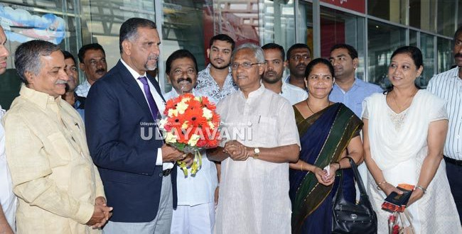 Mangalore-Kuwait AIE flight resumes operation after one year