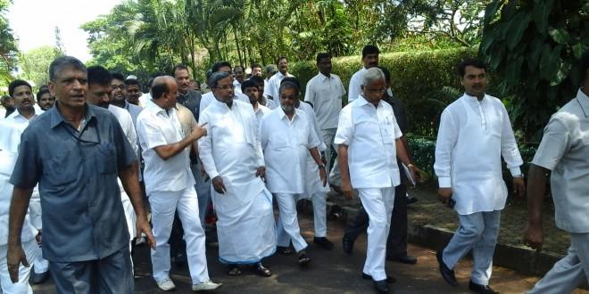 CM visit to Pilikula