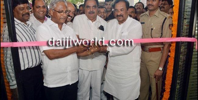 Mangaluru: K J George inaugurates police community hall; accuses BJP of 'lying'