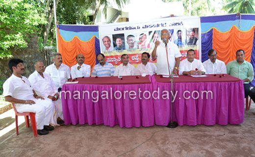 Sanyasi Gudde road works in Balmatta initiated