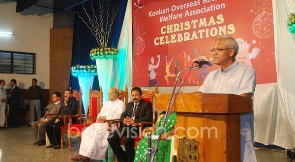 Mangaluru: KORWA shares Christmas joy with orphaned children in city