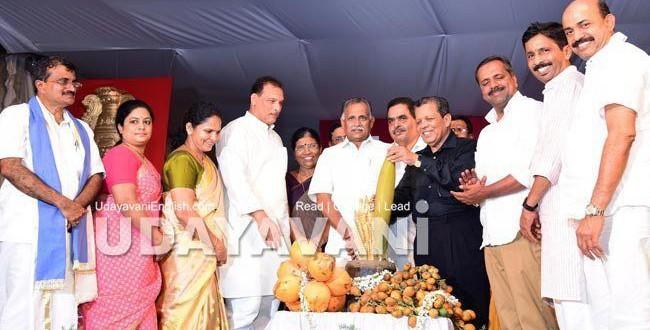 Karavali Utsav gets resplendent start in Mangaluru